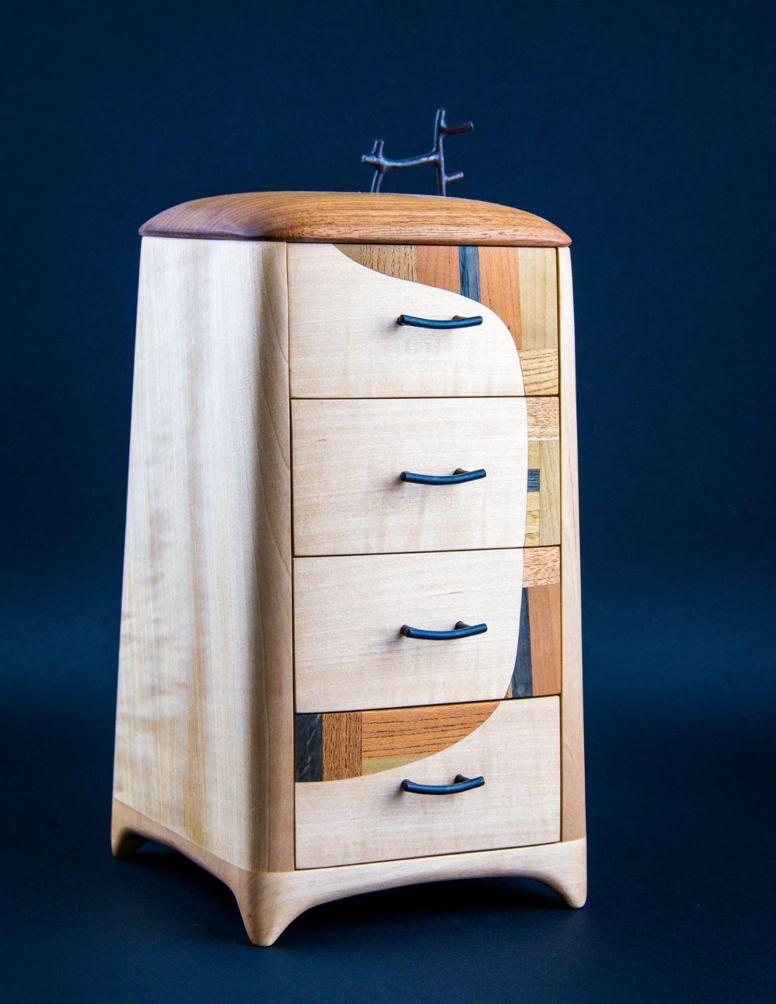 Mini Commode 4 tiroirs